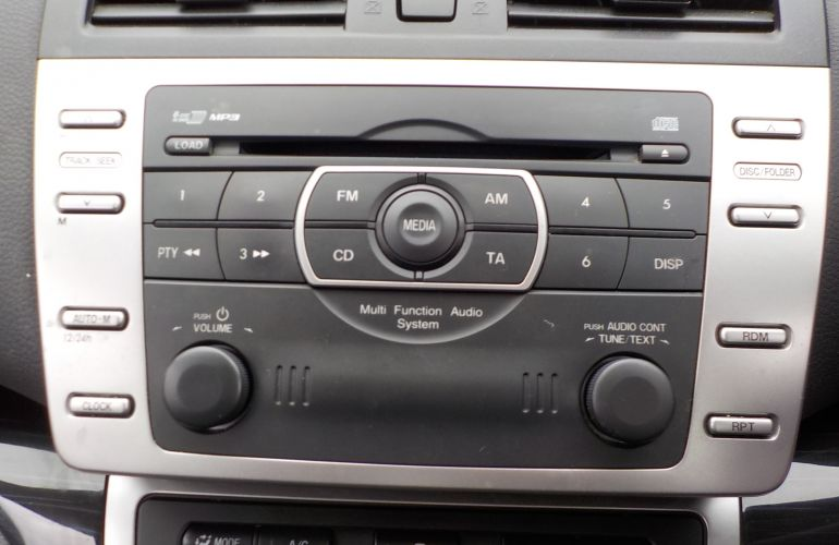 Mazda Mazda6 2.2 TD TS2 5dr    SL09AFV