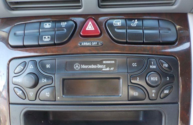 Mercedes-Benz C Class 2.0 C200 Kompressor Elegance 4dr     PA03FBD