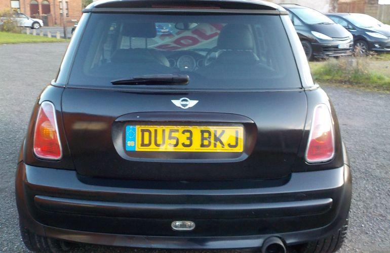 MINI Hatch 1.6 Cooper 3dr DU53BKJ
