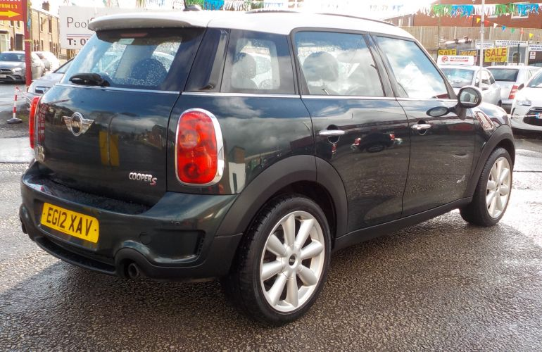 MINI Countryman 1.6 Cooper S (Chili) ALL4 5dr EG12XAV