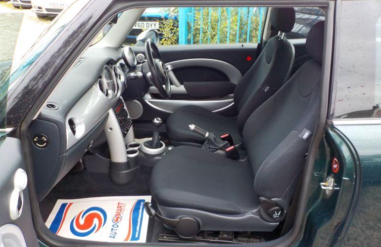 MINI Hatch 1.6 Cooper 3dr     HV55TGN