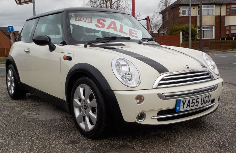 MINI Hatch 1.6 Cooper 3dr YA55UGU