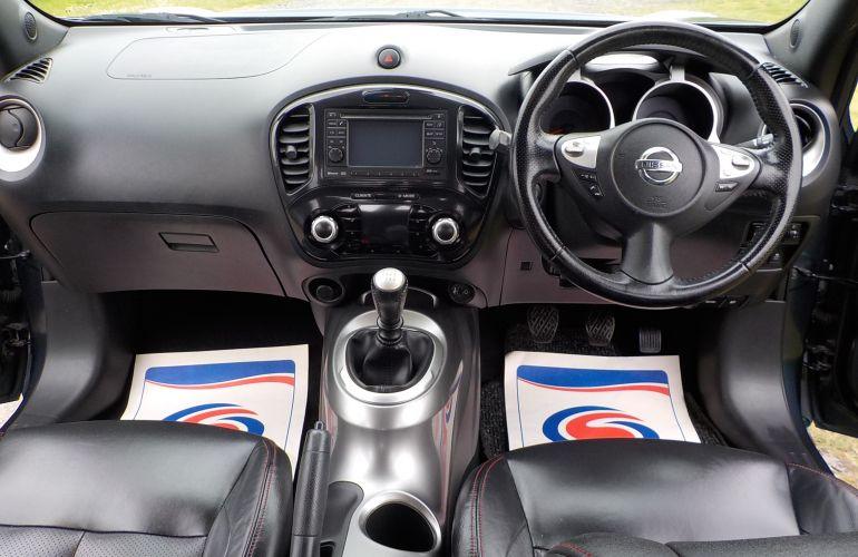 Nissan Juke 1.5 dCi Tekna 5dr     BJ11BSV