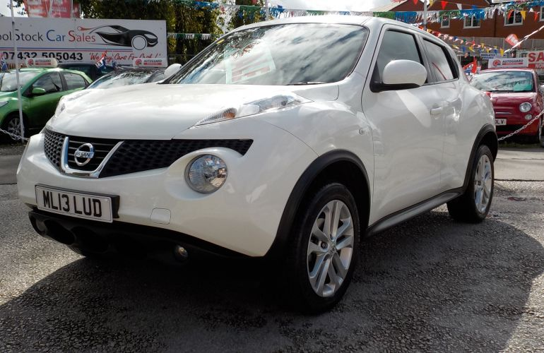 Nissan Juke 1.6 16v Acenta Premium 5dr ML13LUD