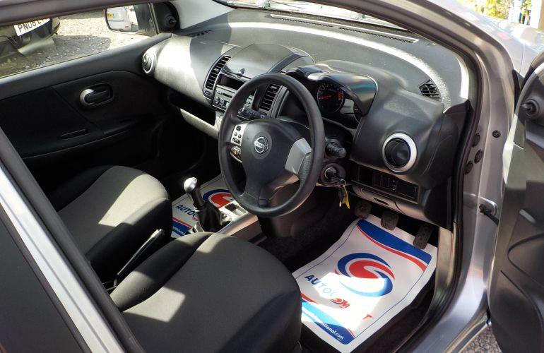 Nissan Note 1.4 16v Visia 5dr PE59ATF