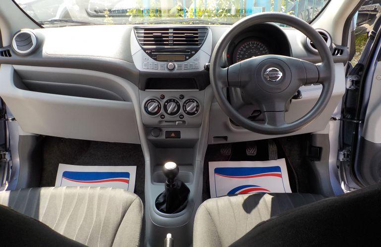 Nissan Pixo 1.0 n-tec 5dr     DK10ULS