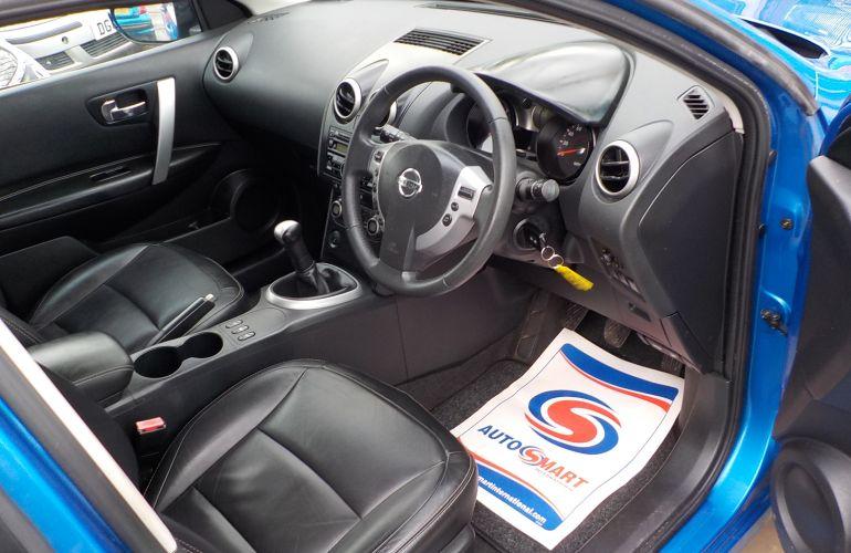 Nissan Qashqai 1.6 Tekna 2WD 5dr GL07KYB