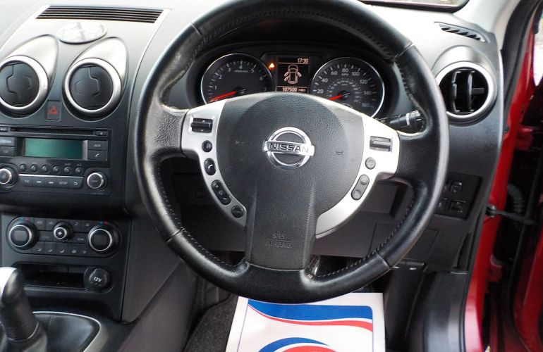 Nissan Qashqai 1.6 Acenta 2WD 5dr LT12OHB