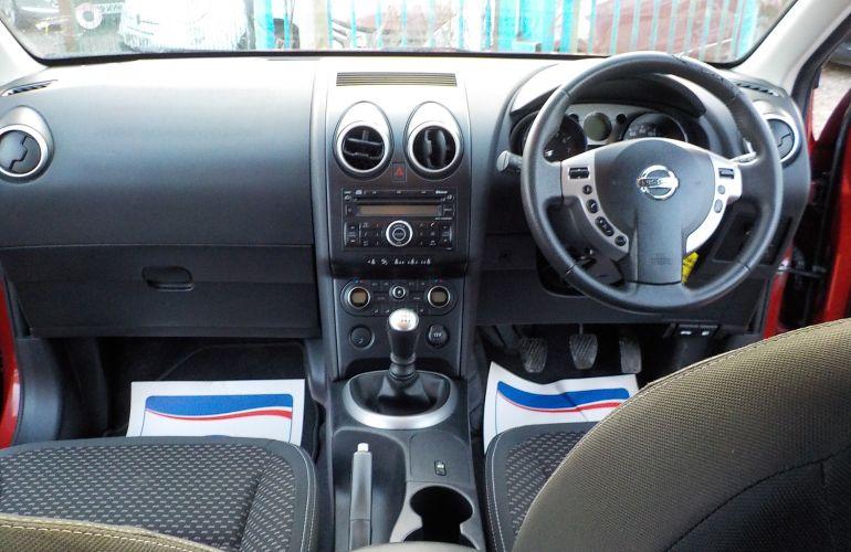 Nissan Qashqai 2.0 Acenta 2WD 5dr (Nav) YC08UHD