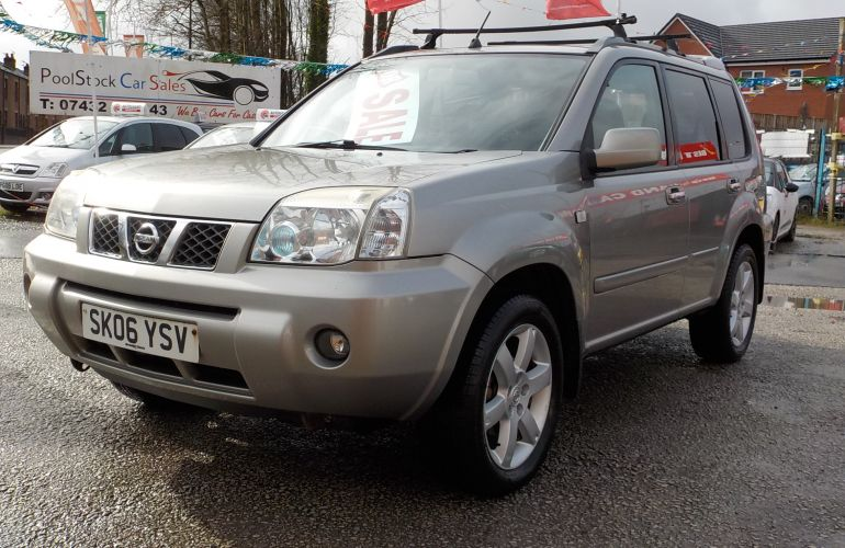Nissan X-Trail 2.2 dCi Columbia 5dr SK06YSV