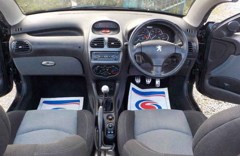 Peugeot 206 CC 1.6 S 2dr YN54ULM