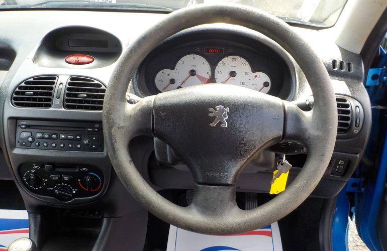 Peugeot 206 SW 1.4 HDi S 5dr (a/c) FE55FEF