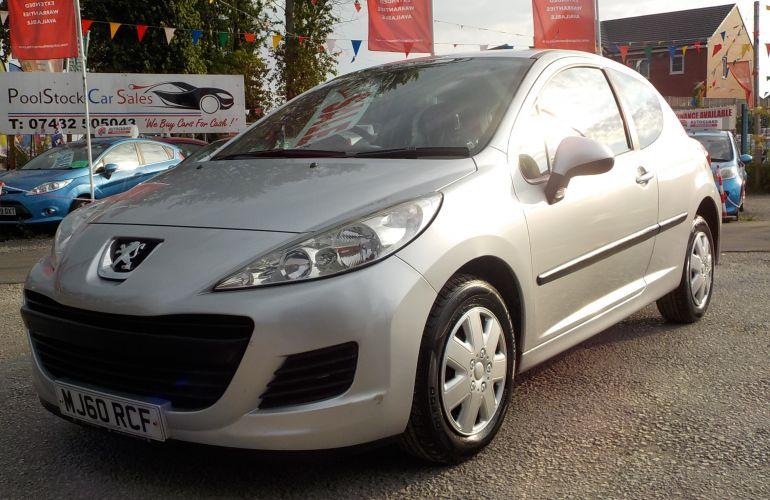 Peugeot 207 1.4 S 3dr (a/c)     MJ60RCF