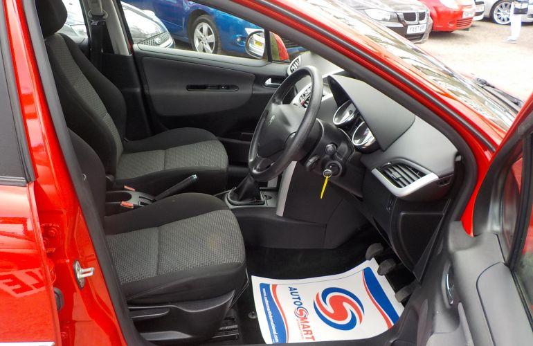 Peugeot 207 1.6 HDi Sport 5dr PE59UMH