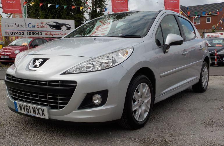 Peugeot 207 1.6 HDi FAP Active 5dr WV61WXX