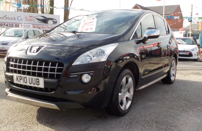 Peugeot 3008 2.0 HDi FAP Exclusive 5dr KP10UUB