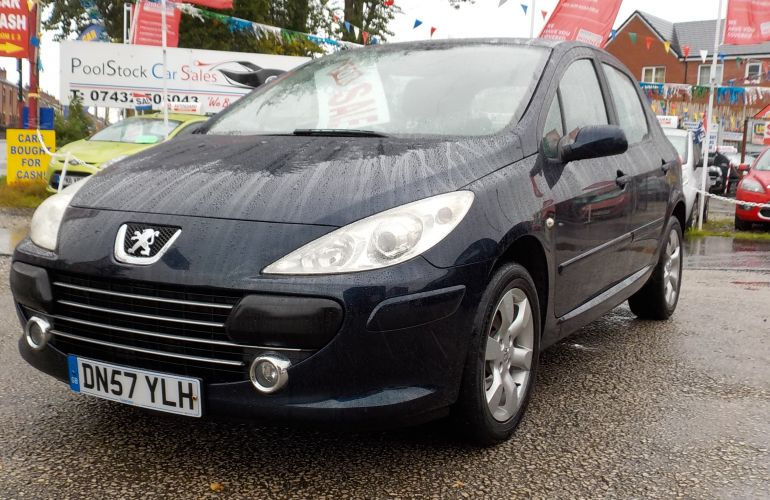 Peugeot 307 1.6 HDi S 5dr DN57YLH