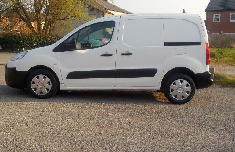 Peugeot Partner 1.6 HDi S L1 850 4dr NU12ZPW