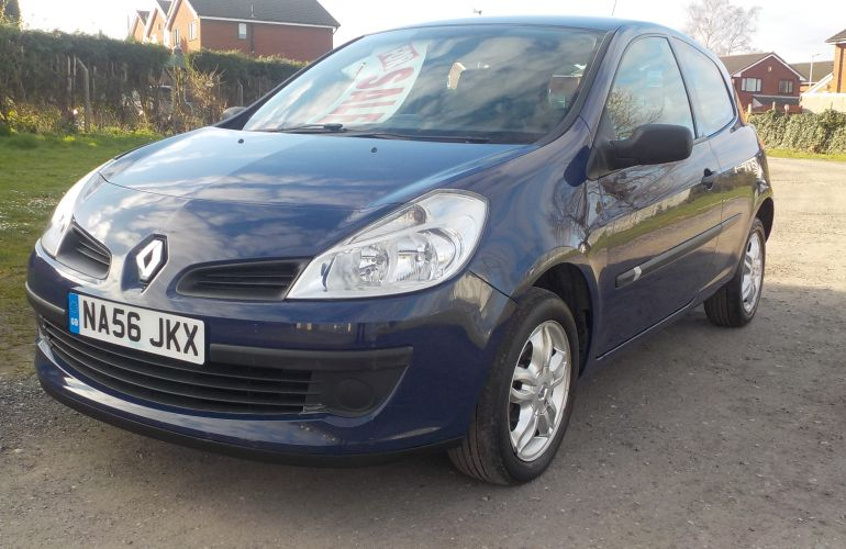 Renault Clio 1.2 16v Extreme 3dr NA56JKX