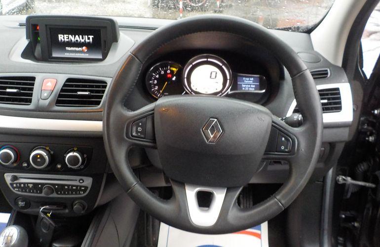 Renault Megane 1.6 VVT Dynamique Tom Tom 3dr (Tom Tom)      NX11WOC