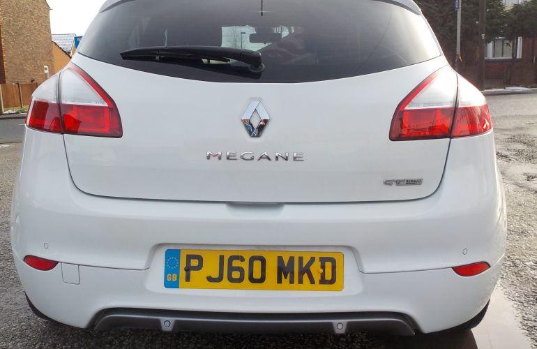 Renault Megane 2.0 dCi FAP GT 5dr