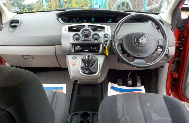 Renault Scenic 1.5 dCi Dynamique 5dr MT55RNX