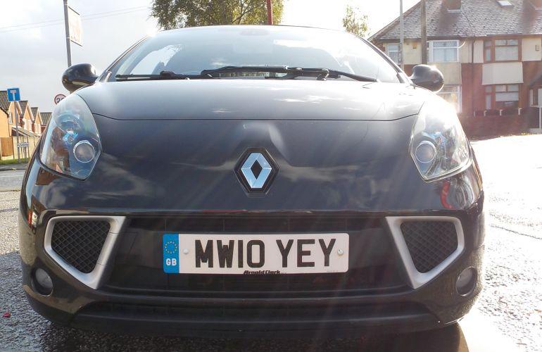 Renault Wind 1.6 VVT Dynamique 2dr     MW10YEY