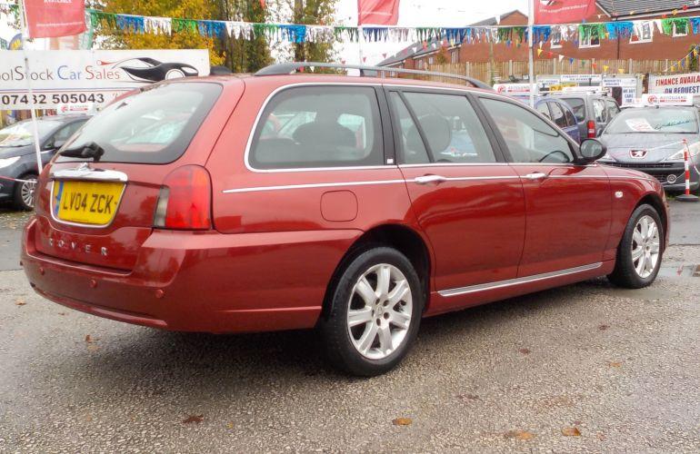 Rover 75 Tourer 2.0 CDTi Connoisseur 5dr LV04ZCK