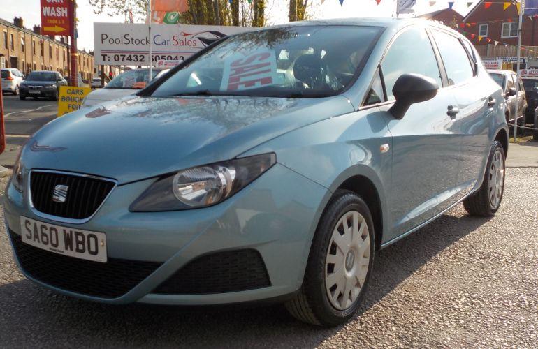 SEAT Ibiza 1.2 S 5dr (a/c) SA60WBO