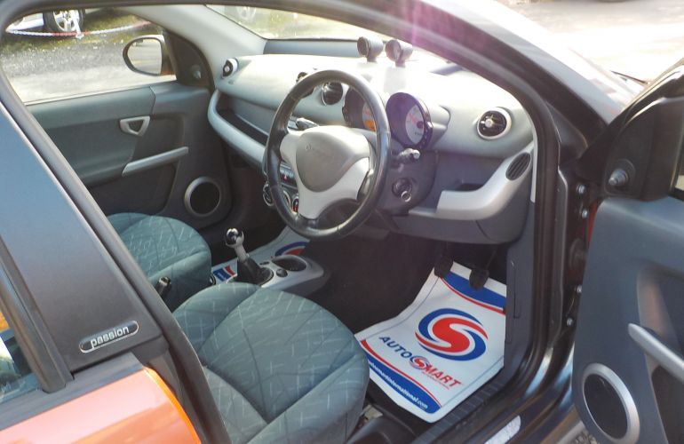 Smart Forfour 1.1 Passion 5dr YP54PZX
