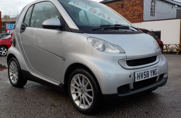 Smart fortwo 1.0 Passion 2dr HV58YWG