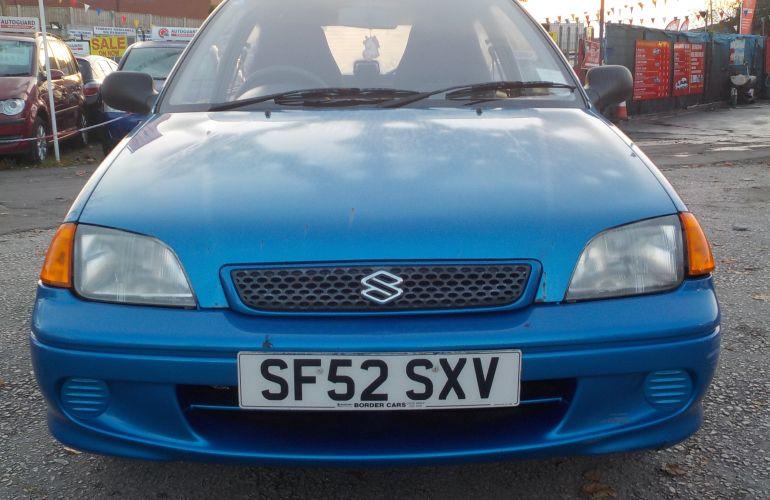 Suzuki Swift 1.0 GLS 3dr SF52SXV