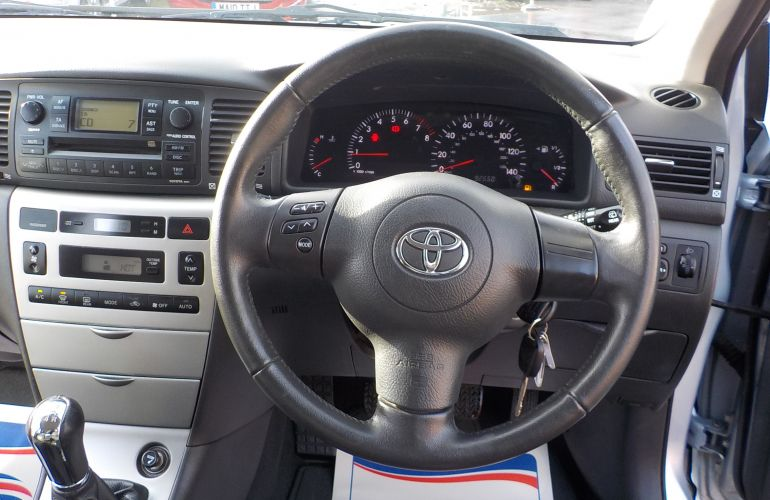 Toyota Corolla 1.4 VVT-i Colour Collection 5dr PJ06EWD
