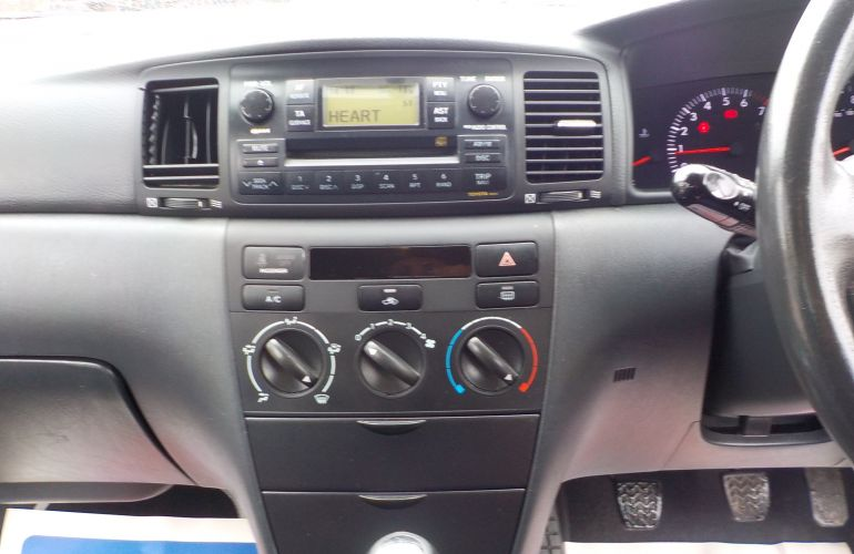 Toyota Corolla 1.4 VVT-i Colour Collection 3dr SA55FWZ