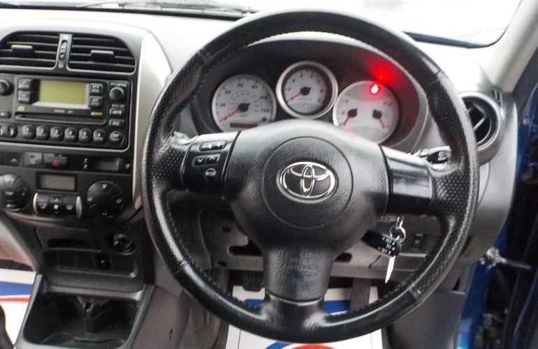 Toyota RAV4 2.0 D-4D XT-R 4WD 5dr NU55VFP