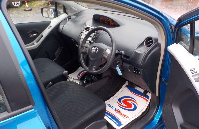 Toyota Yaris 1.33 TR Multimode 5dr YD10HUZ