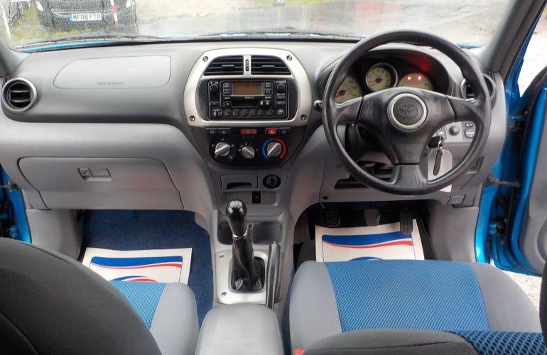 Toyota RAV4 1.8 VVT-i NV 3dr YX52TAV