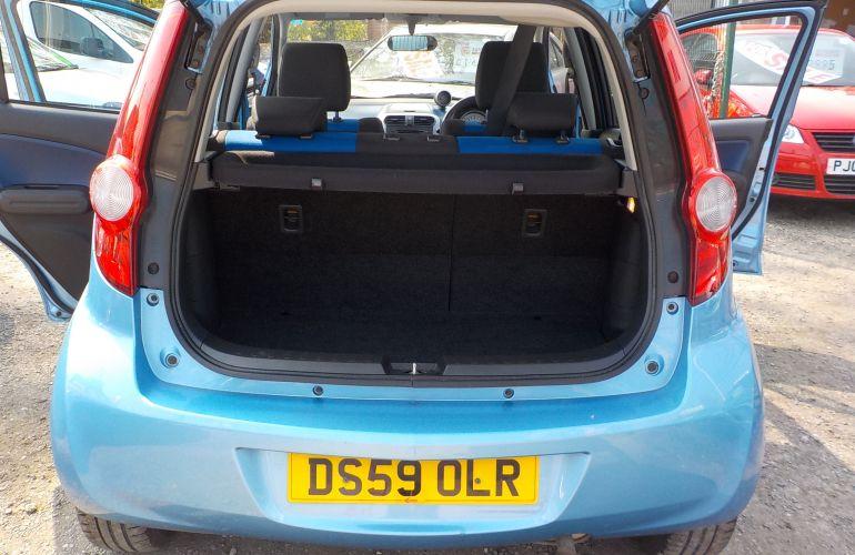 Vauxhall Agila 1.0 i 12v Club 5dr DS59OLR