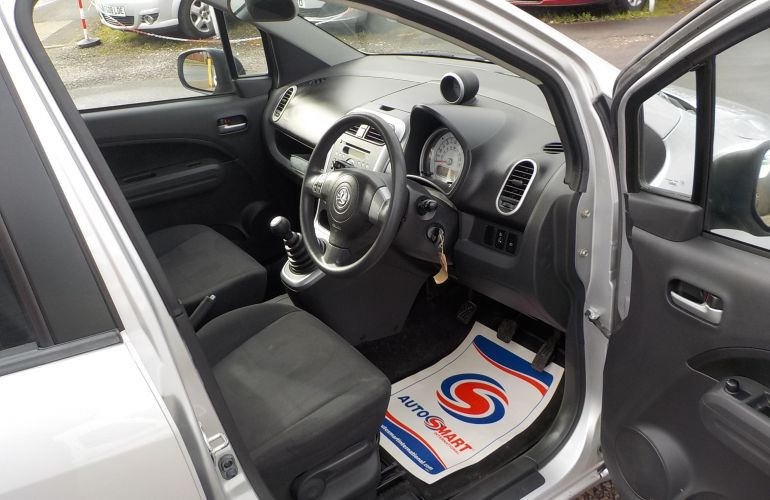Vauxhall Agila 1.0 i 12v Club 5dr MT59DHY