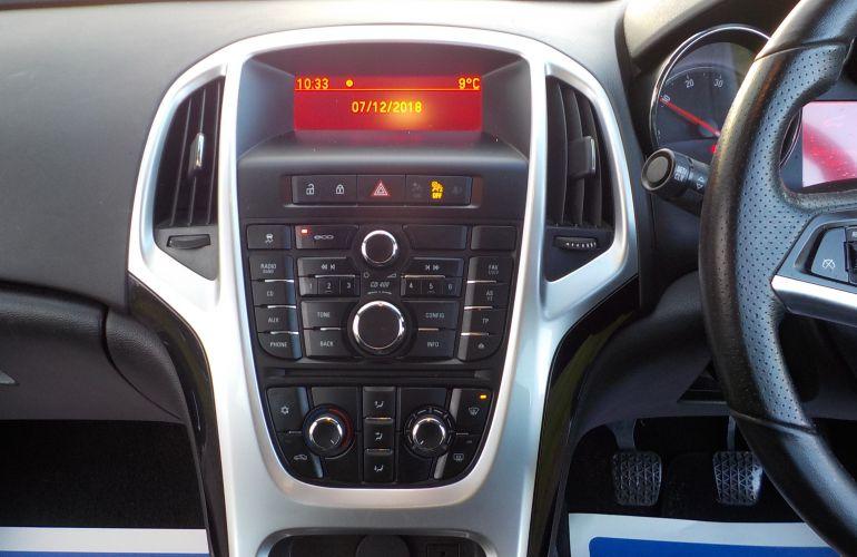 Vauxhall Astra 2.0 CDTi ecoFLEX 16v SRi (s/s) 5dr