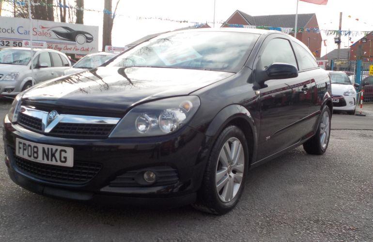 Vauxhall Astra 1.4 i 16v SXi Sport Hatch 3dr FP08NKG