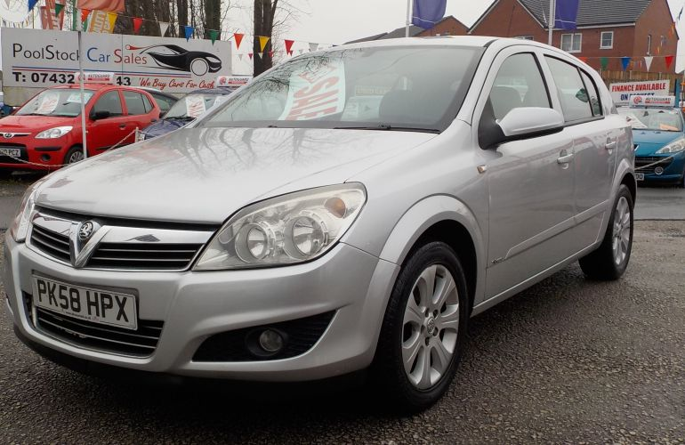 Vauxhall Astra 1.4 i 16v Breeze Plus 5dr