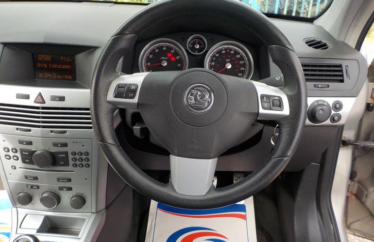 Vauxhall Astra 1.4 i 16v SXi 5dr SH57EOA 2007 (57)