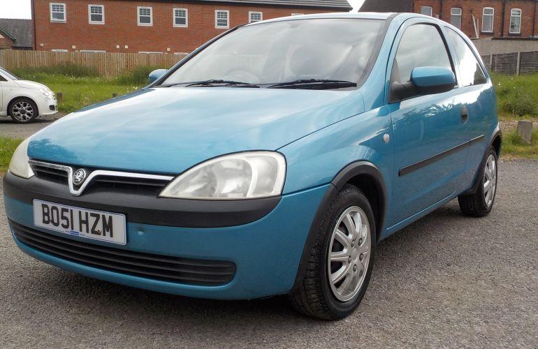 Vauxhall Corsa 1.0 i 12v Comfort 3dr BO51HZM