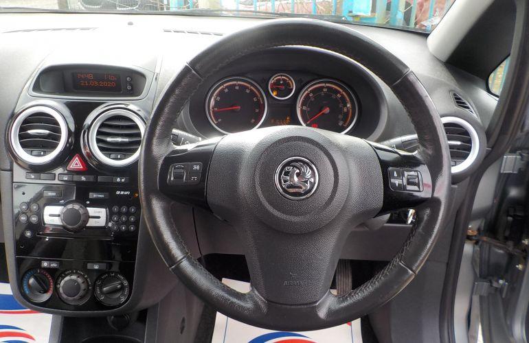 Vauxhall Corsa 1.2 i 16v SE 5dr (a/c) DL60NYG