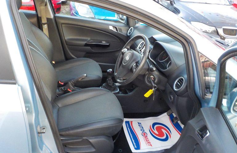 Vauxhall Corsa 1.3 CDTi 16v Design 5dr (a/c) MJ58AOH 2008 (58)