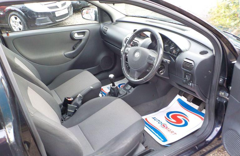 Vauxhall Corsa 1.0 i 12v Energy 3dr (a/c)     MT04WKN