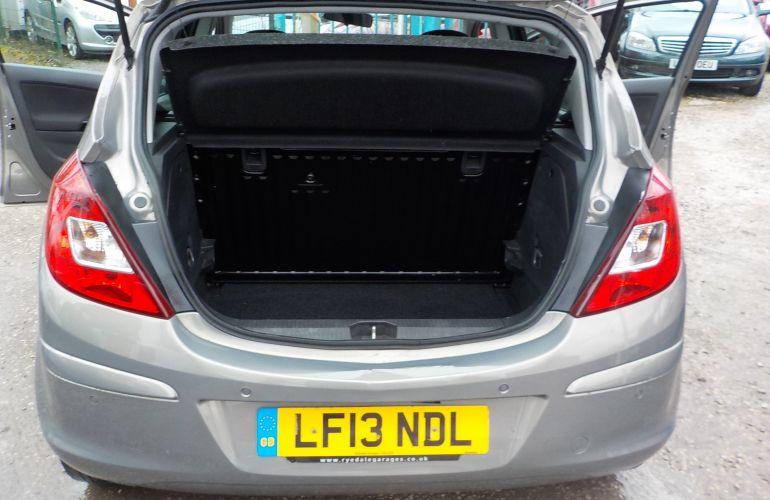 Vauxhall Corsa 1.3 CDTi ecoFLEX 16v Exclusiv (s/s) 5dr (a/c) LF13NDL