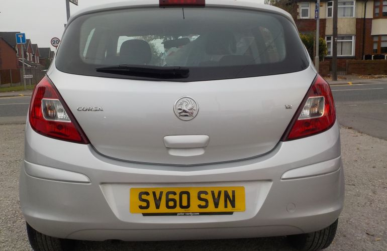 Vauxhall Corsa 1.2 i 16v Energy 5dr (a/c) SV60SVN