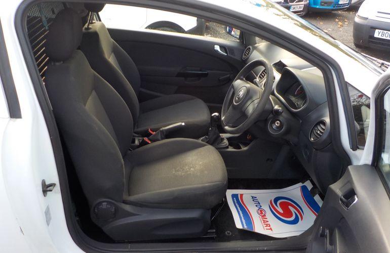 Vauxhall Corsa Van 1.3 CDTi 16v Panel Van 3dr MM08EOK